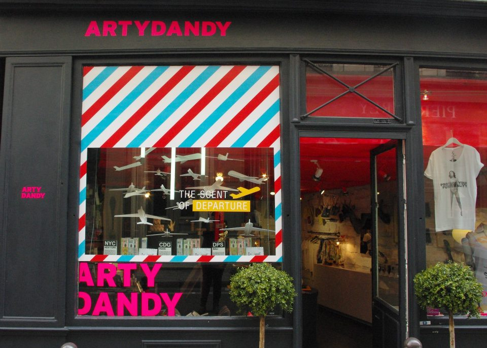 Arty Dandy